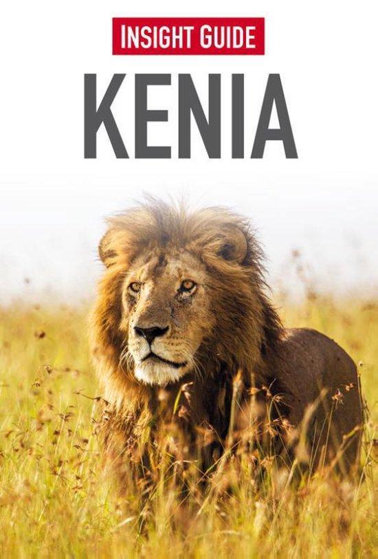 Insight guides - Kenia - Philip Briggs |