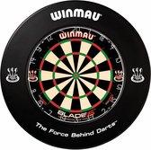 Winmau Dartbord Surround Ring - Zwart