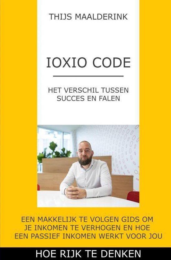 10X10 code - Thijs Maalderink  