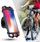 Floveme telefoonhouder fiets - Universeel - tot 6.3 Inch