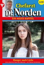 Chefarzt Dr. Norden 1155 – Arztroman