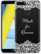 Honor 7A Hoesje Made for queens