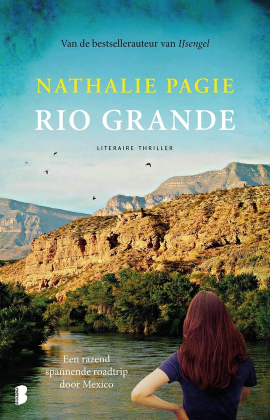 Boek cover Rio Grande van Nathalie Pagie (Onbekend)