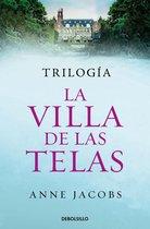 Omslag Trilogía La villa de las telas (edición pack)
