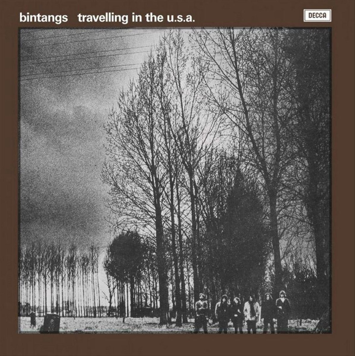 Travelling In The Usa - Bintangs