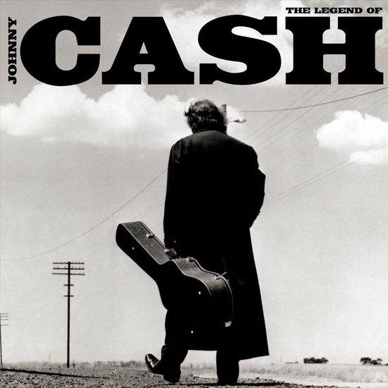 The Legend Of Johnny Cash (LP) - Johnny Cash