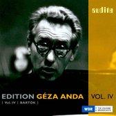 Edition Geza Anda (Iv) - Bartok