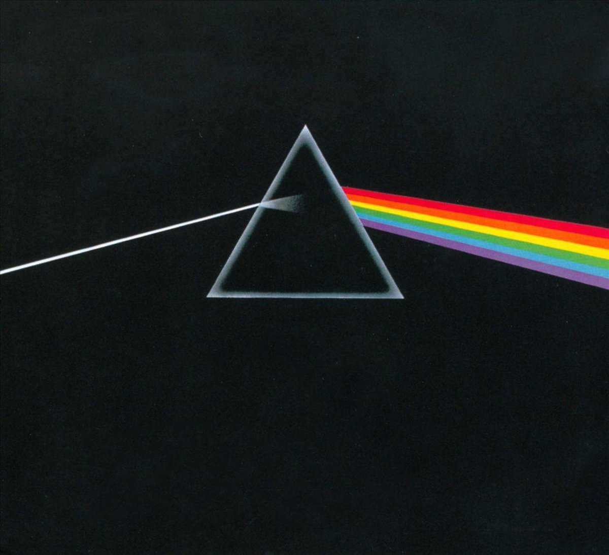 The Dark Side of the Moon (LP) - Pink Floyd