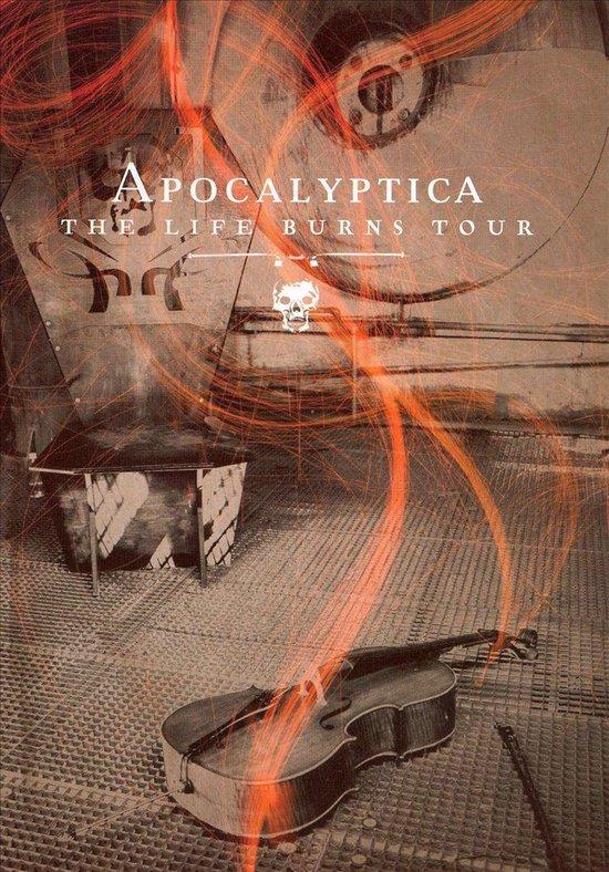 Cover van de film 'Amplified-The Life Burns'