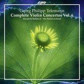 Georg Philipp Telemann: Complete Violin Concertos Vol. 6