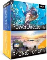 CyberLink PowerDirector 19 Ultra & PhotoDirector 12 Ultra Duo - Windows Download