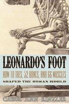 Leonardo's Foot