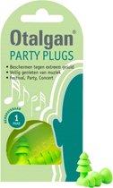 Otalgan oordopjes party plug - 2 stuks
