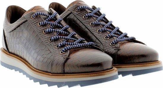 Giorgio 64931 schoenen bruin / combi, ,42 / 8