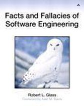 Boek cover Facts and Fallacies of Software Engineering van Paul Becker