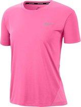 Nike Sportshirt Dames - Roze - Maat M