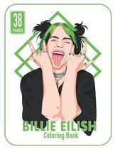 Billie Eilish Coloring Book