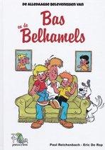 Bas en de Belhamels 1 -   De alledaagse avonturen van Bas en de Belhamels