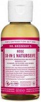Dr Bronners - Liquid Soap - 60 ml Rose