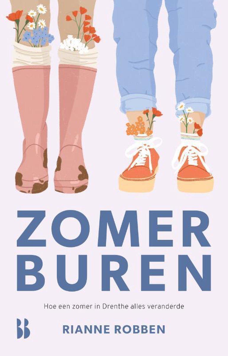 bol.com   Zomerburen   9789463492027   Rianne Robben   Boeken