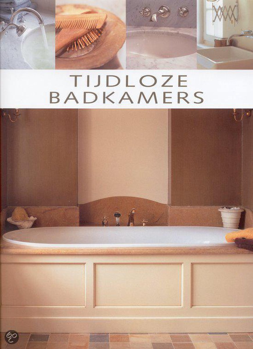 Bol Com Tijdloze Badkamers Wim Pauwels 9789080611429 Boeken
