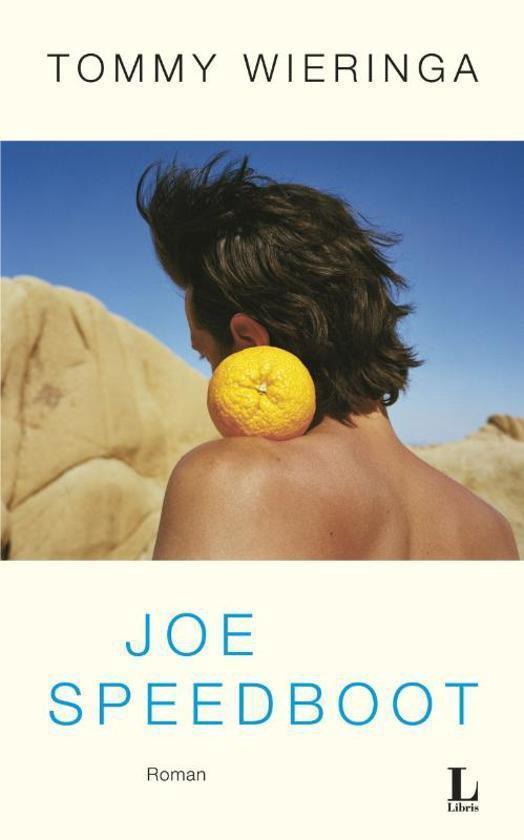 Omslag van Joe Speedboot
