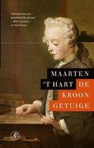 Boek cover De kroongetuige van Maarten t Hart (Hardcover)