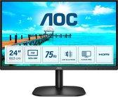 AOC 24B2XHM2 - Full HD Monitor - 24 inch