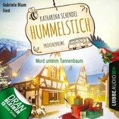 Omslag Mord unterm Tannenbaum - Provinzkrimi - Hummelstich, Folge 3 (Ungekürzt)