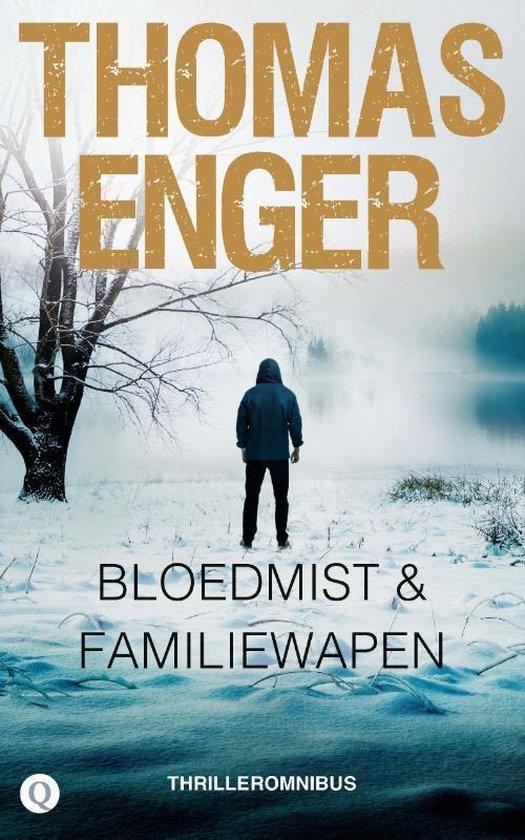 Boek cover Bloedmist & Familiewapen - Omnibus 2 van Thomas Enger (Paperback)