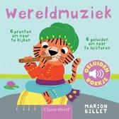 Boek cover Wereldmuziek van Marion Billet (Hardcover)
