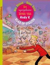 Het supergeheime leven van Andy V. 1 -   Klas op stelten