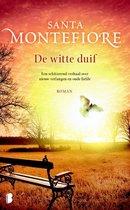 Boek cover De witte duif van Santa Montefiore