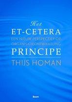 Boek cover Het et- ceteraprincipe van Thijs Homan