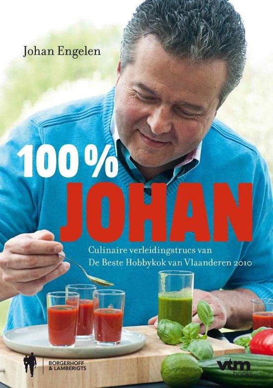 Cover van het boek '100% Johan' van Johan Engelen