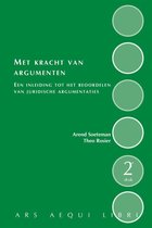 Ars Aequi Cahiers 2 -   Met kracht van argumenten
