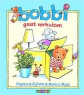Boek cover Bobbi 14 - Bobbi gaat verhuizen van Ingeborg Bijlsma (Hardcover)