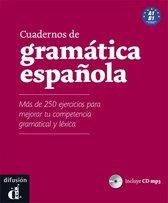 Cuaderno de gramática española A1+B1 + MP3