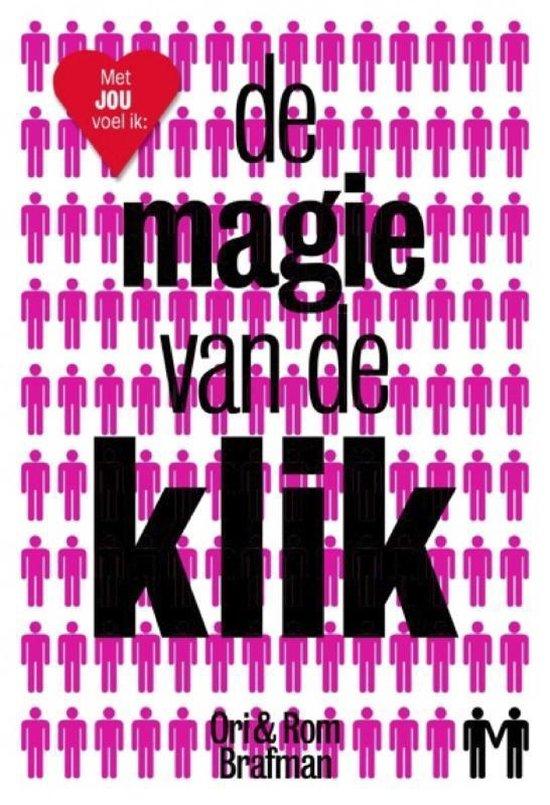 Cover van het boek 'De magie van de Klik' van Rom Brafman