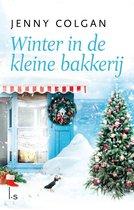 Omslag Winter in de kleine bakkerij
