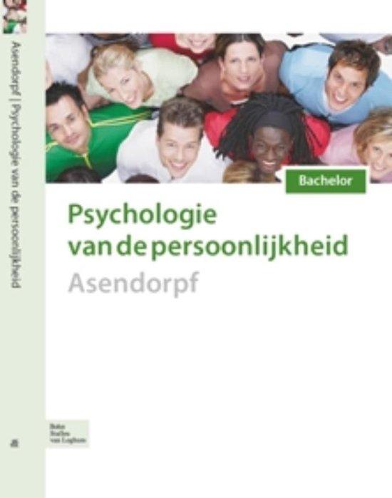 Psychologie van de persoonlijkheid