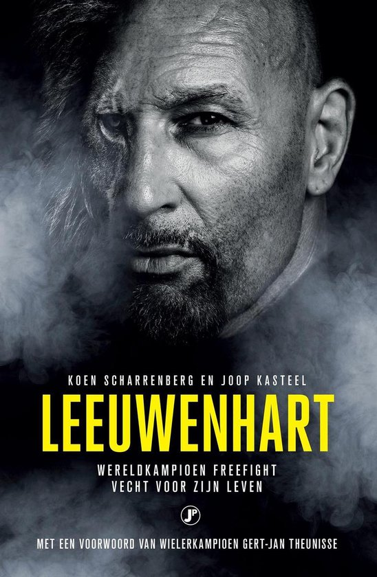 Boek cover Leeuwenhart van Koen Scharrenberg (Onbekend)