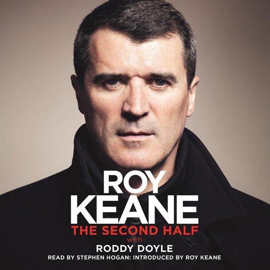 Boek cover The Second Half van Roy Keane (Onbekend)