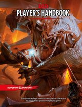 Dungeons and Dragons - 5th Edition Player's Handbook (D and D) /Games