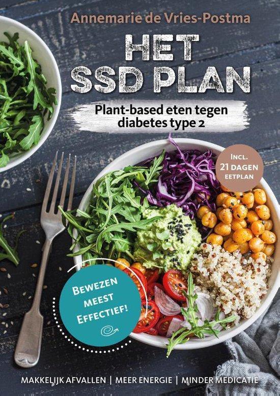Boek cover Leefstijl als Medicijn  -   Het SSD Plan van Annemarie de Vries-Postma (Paperback)