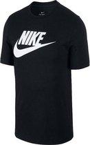 Nike Sportswear Icon Futura T-Shirt Heren - Maat XL