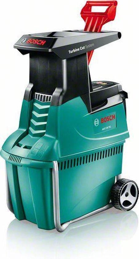 Bosch AXT 25 TC Hakselaar - 2500W - Capaciteit 230 kg/h - Inclusief...