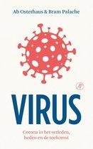 Boek cover Virus van Bram Palache (Paperback)