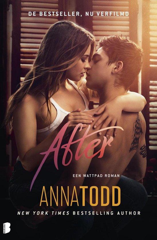Boek cover After van Anna Todd (Onbekend)