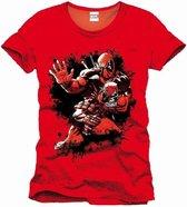 DEADPOOL - MARVEL T-Shirt Bite Me (M)